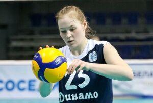 Казанская волейболистка принесла победу российской сборной на чемпионате Европы