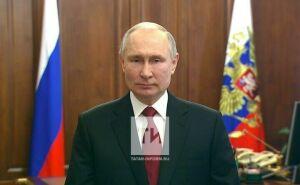 Путин: Курбан-байрам призывает к милосердию и благочестию