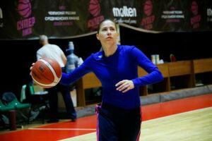 «Казаночка» подписала контракт с баскетболисткой «Енисея»
