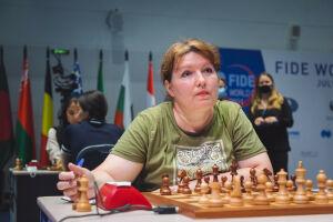 Алиса Галлямова завершила выступление на Кубке мира по шахматам на стадии 1/16 финала