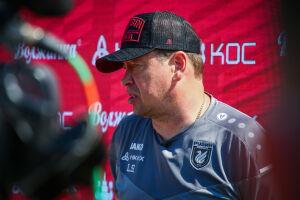 Главный тренер «Рубина» рассказал о ситуации с перебором легионеров в команде