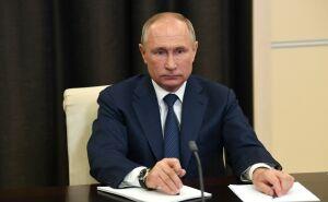 Путин поздравил участников открытия воссозданного собора в Казани