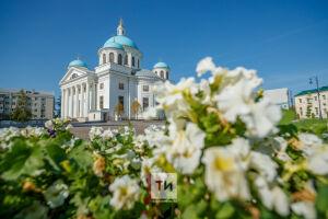 В столице Татарстана сегодня освятят воссозданный собор Казанской иконы Божией Матери