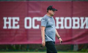 Леонид Слуцкий считает «Спартак» одним из фаворитов предстоящего сезона в РПЛ