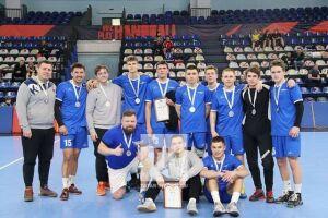 Татарстанская команда по гандболу «Лаишевские лисы» хочет стать профессиональным клубом