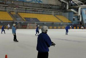 Хоккеисты «Динамо-Ак Барса» проводят тренировочный сбор в Ульяновске