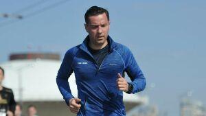 Владимир Леонов проведет беговую экскурсию по территории будущего «Спортивного парка»