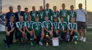 Команда из Зеленодольска вышла в Суперфинал турнира «Кожаный мяч-2021»