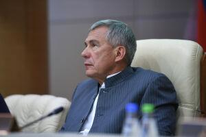 Минниханов о росте экономики Татарстана: Динамика есть, но это не повод расслабляться