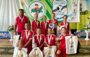 Футболистки из Набережных Челнов выиграли Всероссийский турнир «Кожаный мяч-2021»