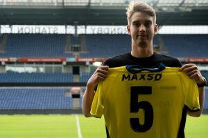 «Рубин» и «Ростов» интересуются центральным защитником датского «Брондбю» Андреасом Максо