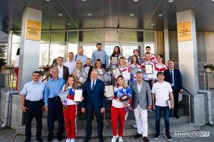 Татарстанских стрелков наградили за успешный сезон, две спортсменки едут на Олимпиаду