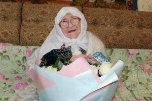 Труженица тыла из Зеленодольска отметила 105-летний юбилей