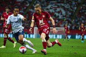 Два игрока «Рубина» вызваны в состав национальной сборной России по футболу
