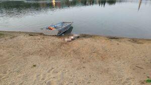В Лениногорске мужчина пошел купаться в озере и утонул