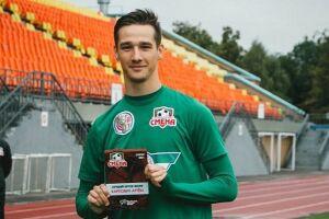 Игрок команды из чемпионата Татарстана по футболу подписал контракт с клубом ФНЛ-2