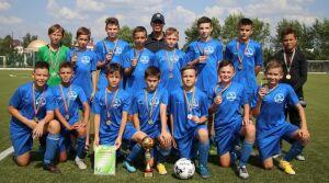 Команда из Буинска стала победителем первенства Татарстана по футболу среди малых городов