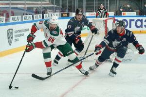 Хоккейный клуб «Ак Барс» проведет три контрольных матча на этой неделе