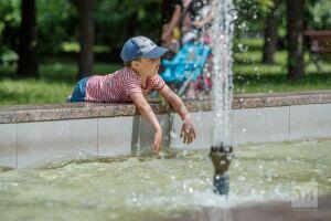 В Татарстан придет 37-градусная жара
