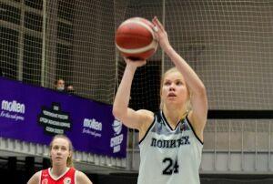 «Казаночка» подписала контракт с баскетболисткой из Санкт-Петербурга