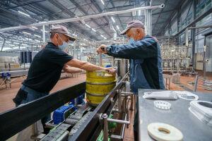 Как производители крепкого стали пивоварами
