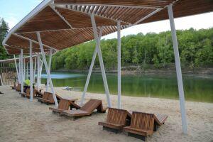 В Роспотребнадзоре назвали шесть пляжей Татарстана, где купаться опасно