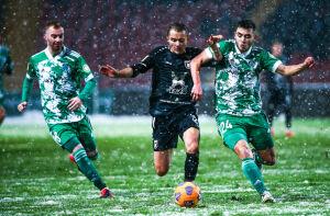 Источник: «Рубин» и еще два клуба РПЛ интересуются защитником «Локомотива» Ненаховым