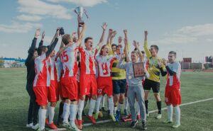 Команда из Богатых Сабов выиграла первенство Татарстана по футболу во второй лиге