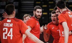 Мужская сборная России по волейболу проиграла французам в финале Олимпиады