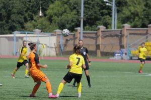 Женские команды «Мирас» и «СШОР Вахитовского района» сыграют в финале Кубка РТ по футболу
