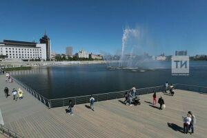 Bloomberg отметил высокий уровень благоустройства Казани