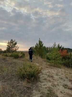 Татарстанские спасатели пришли на помощь грибнику, которому стало плохо с сердцем в лесу