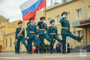 Казанский батальон по охране ВГО Росгвардии отметил 14-летие со дня образования