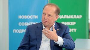 Айдар Метшин: «Нижнекамск достиг «золотой середины» в своем развитии»