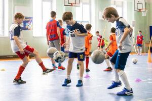 24 школы в Татарстане принимают участие в проекте РФС и Минпросвещения «Футбол в школе»