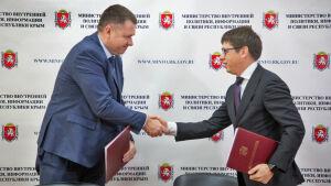 «Навести информационные мосты»: Татарстан и Крым заключили меморандум о сотрудничестве