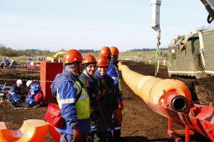«Транснефть— Прикамье» провело тренировку ликвидации условного выхода нефти вУдмуртии