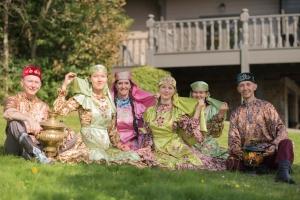 «Татары Бельгии» отпраздновали Сабантуй