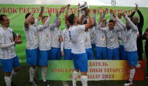 Высокогорский «Эверест» стал обладателем Кубка Татарстана по футболу 2021 года