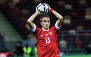 Футболист «Рубина» выйдет в стартовом составе сборной России на игру против Кипра