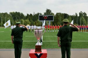Чемпионат Вооруженных Сил Российской Федерации по регби-7