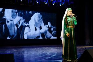 В КЦ «Сайдаш» прошел творческий этап конкурса «Татар кызы 2021»