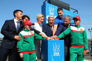 Дан старт обратному отсчету до начала чемпионата мира по волейболу в России
