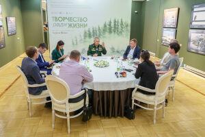 Сергей Шойгу встретился с журналистами СМИ Татарстана