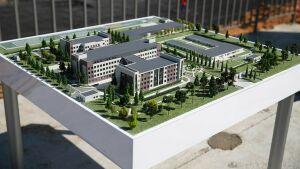 Сергей Шойгу и Рустам Минниханов дали старт строительству военного госпиталя в Казани