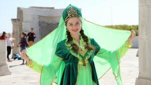 «Татар кызы» в древнем Болгаре