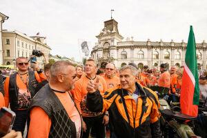 Как Казань отметила День Республики