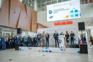 Президент РТ открыл в ЭКСПО Татарстанский нефтегазохимческий форум-2021