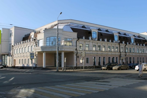 Инновационный бюротель: архитекторы трех стран решат судьбу старинного особняка в Казани