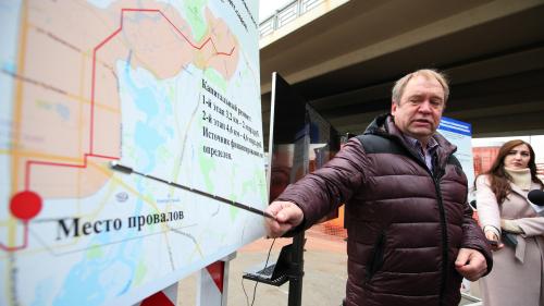 «Красивый город, но под землей картина обратная»: Казань проваливается из-за ветхих сетей